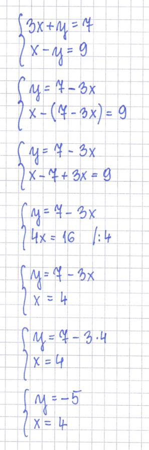 Układy równańa